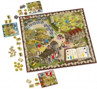 village spielplan