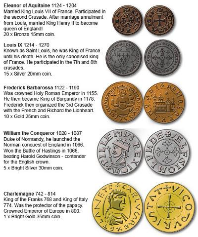 fief münzen