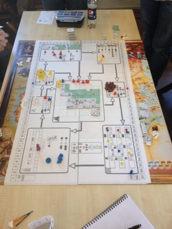 Versailles - Prototyp