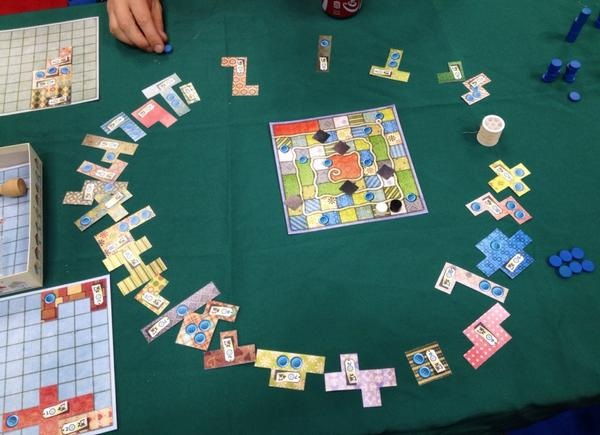 Prototyp von Patchwork Copyright by BGG