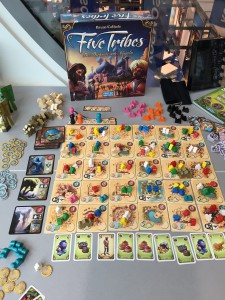 Five Tribes - Asmodee/Days of Wonder
