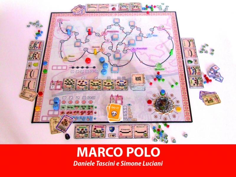 Auf den spuren von Marco Polo Mat