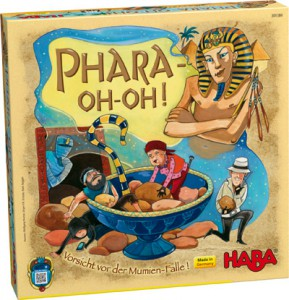 pharaoh box