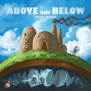 above and belowe box