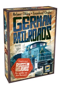 German Railroads box