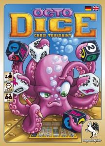 Octo Dice Box