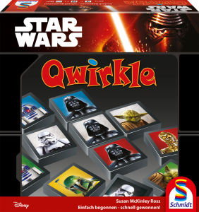 star wars qwirkle box