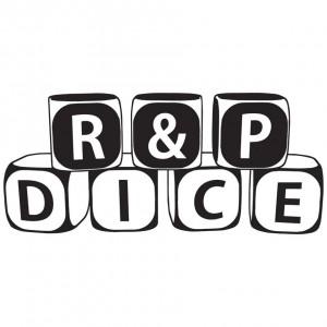 RP Dice logo