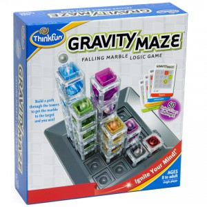 gravity maze box