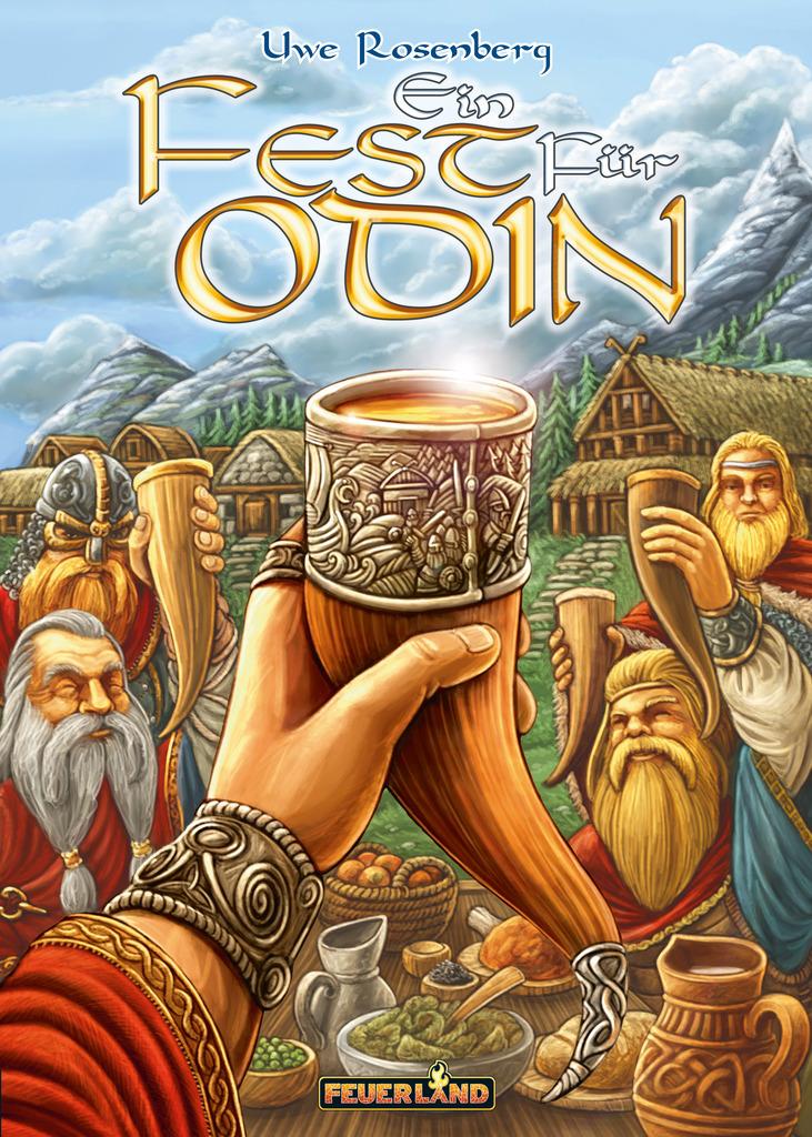 ein fest für Odin box