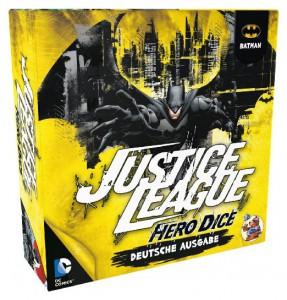 justice league batman box