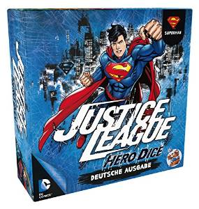 justice league superman box
