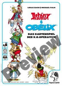 asterix karten box