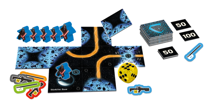 carcassonne star wars edition mat
