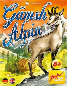 gaemsh alpin
