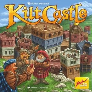 kilt castle box