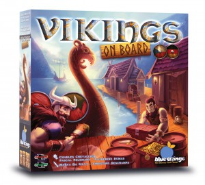 vikings on board box