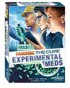 pandemic the cure exp box