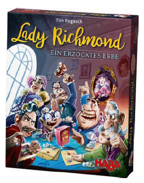 lady richomnd box