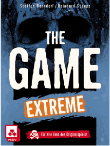 the game extreme box
