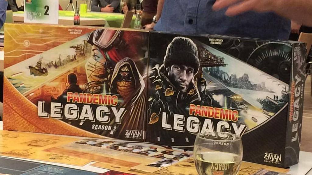 pandemie legacy 2