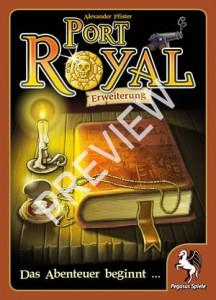 port royal erweiterung box