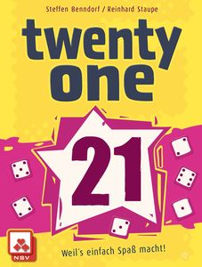 twenty one box