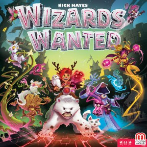 wizards wanted box