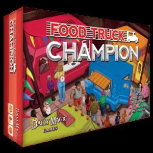 food truck champion box