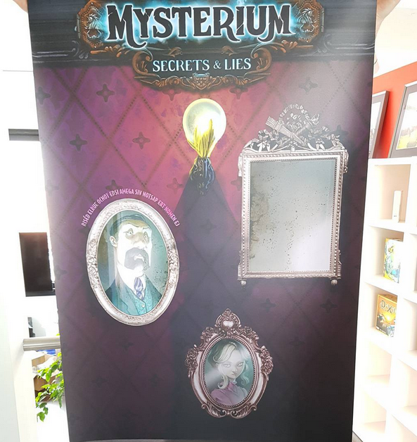 mysterium 2nd exp box