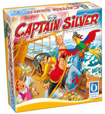 Captain silver box