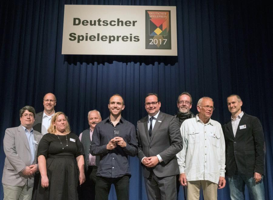 Jury innoSPIEL 2017
