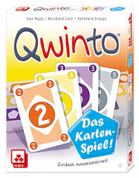 qwinto das kartenspiel box
