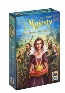 Majesty box