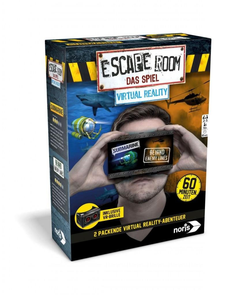 escape room virt box
