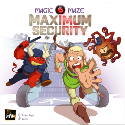 maximum magic maze box