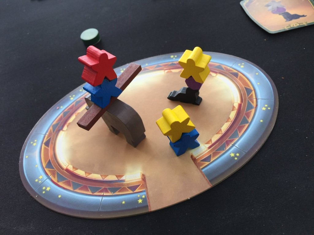 meeple circus mat
