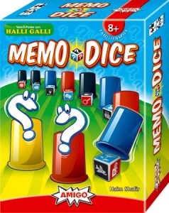 memo dice box