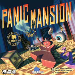 panic mansion box