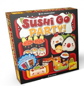 Sushi go Party box