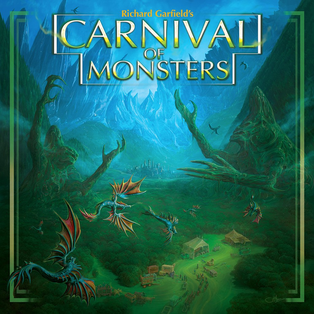 carnival of monster box