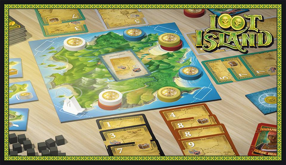 loot island mat