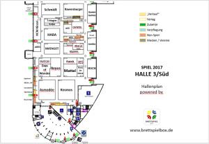 Halle 3 S