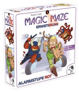 magic maze rot box