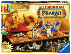 mumie des pharaos box
