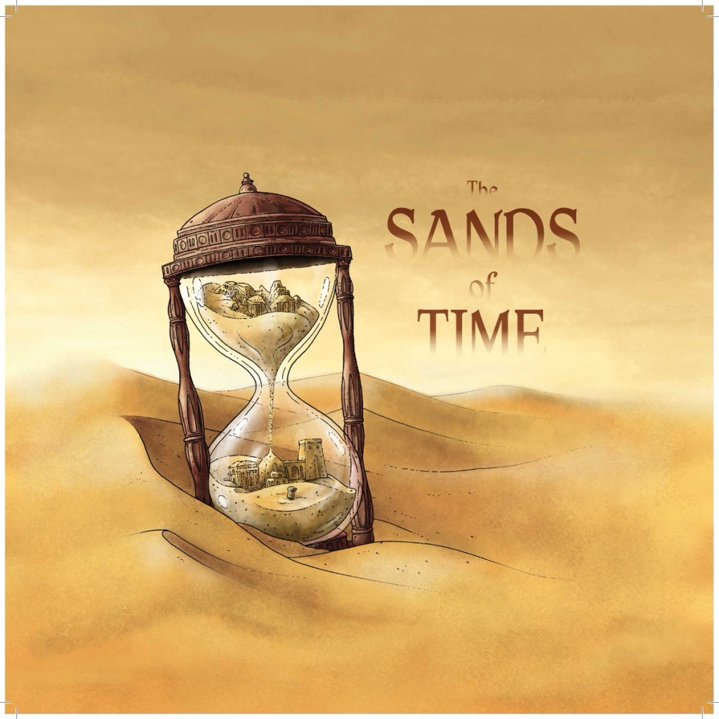 the sands of time box