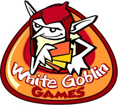 white goblin games logo