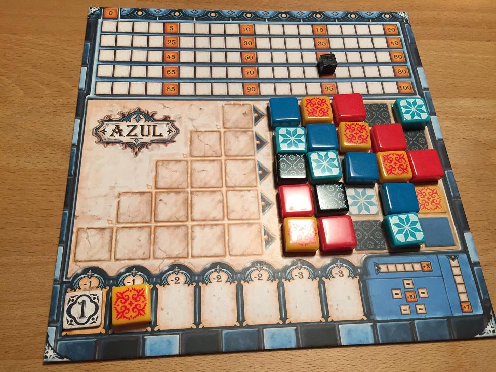 Brettspiel Azul