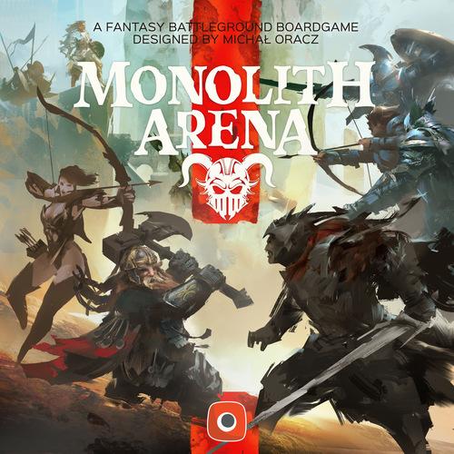 monolith arena box