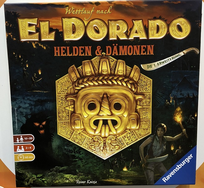 El Dorado - Helden und Dämonen